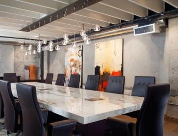 Hughes Marino Office Conference Room