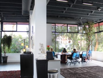 Intesa Communications Group's office in San Diego