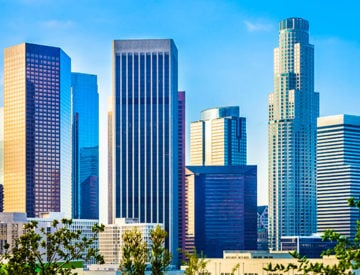 Los Angeles office space market is strong, but for how long?