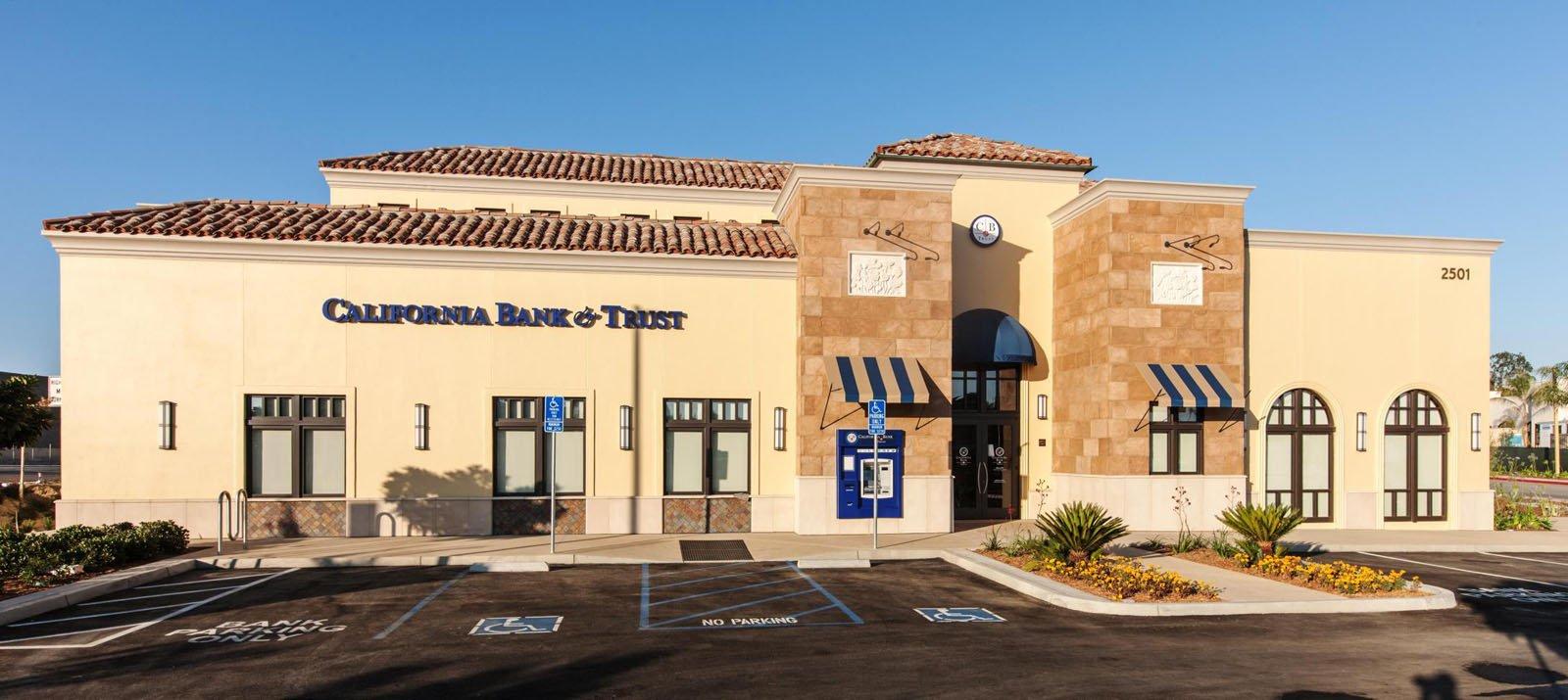 California Bank & Trust Palomar Commons