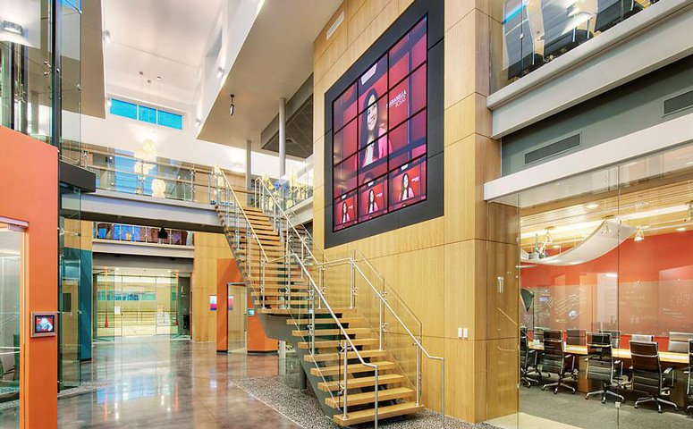 red-ventures-charlotte-north-carolina-campus-staircase